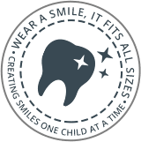 Circle artwork on Pediatric dentist Dr. Jaibum Kim's Home page